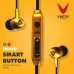 Vyatta Boom Heavy Bass Earphone with Mic
