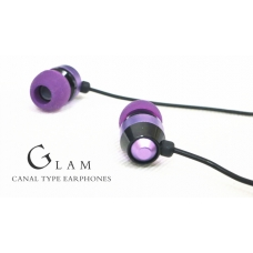Alpex AHP337 Glam Aluminium Earphone