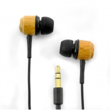 3nity 3HP001ZWD Wood In-ear Earphone